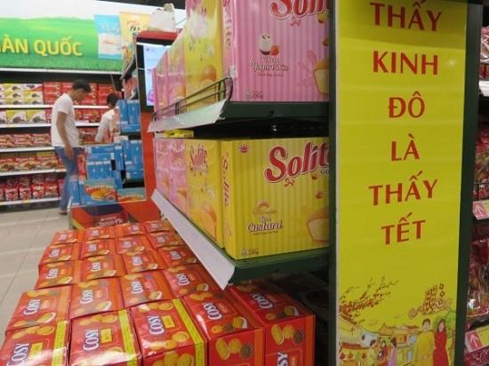 Thị trường thùng carton sôi động dịp cuối năm