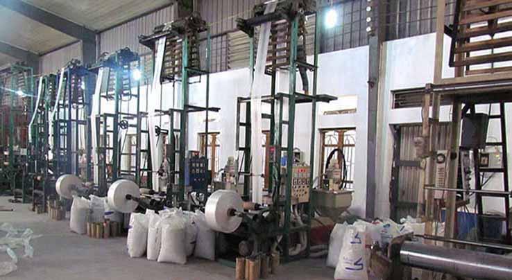 Nhà máy sản xuất túi pe