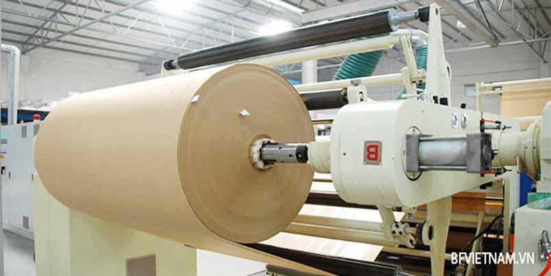 Nhà máy sản xuất băng dính
