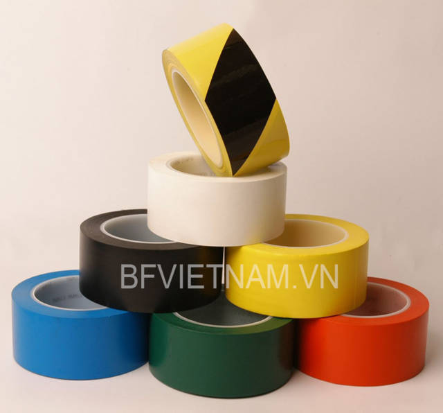 Băng dính dán sàn lõi nhựa