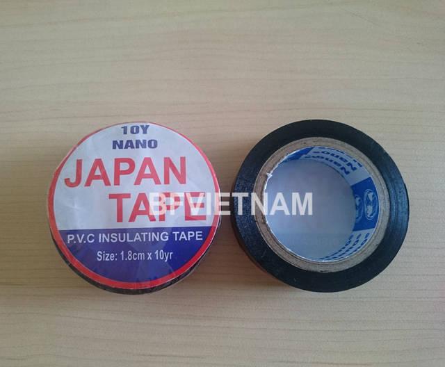 Băng dính điện nano japan 10Y