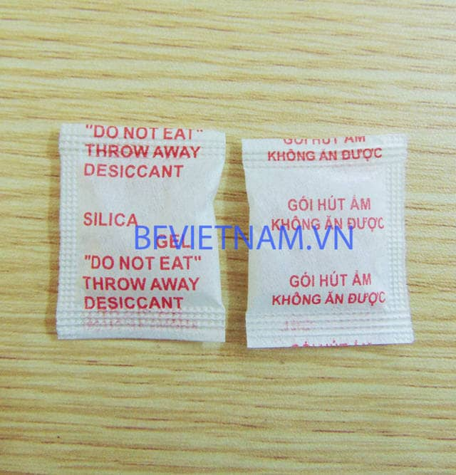 Gói 1 gram giấy thường