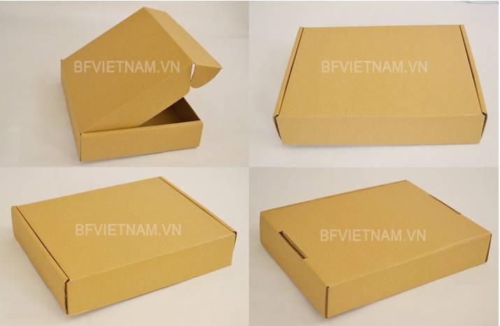 Thùng carton giấy