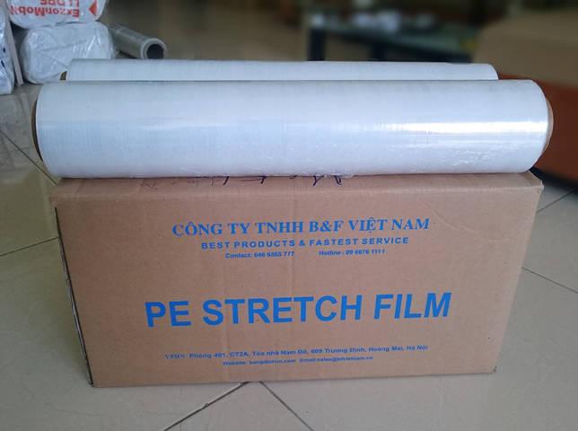 Màng PE film 2,4 KG